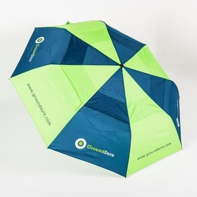 UBER BROLLY AUTOMATIC VENTED TELESCOPIC UMBRELLA