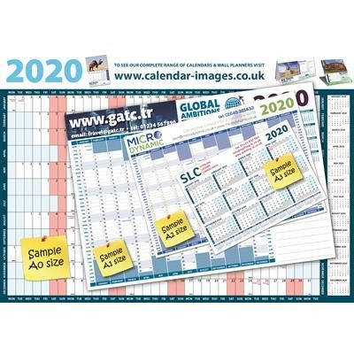 A1 WALL PLANNER