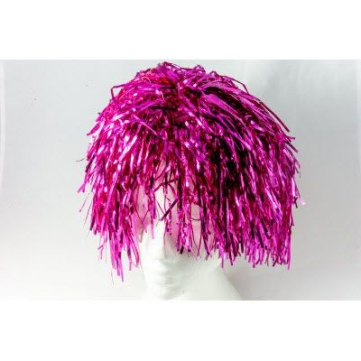 TINSEL PARTY WIG