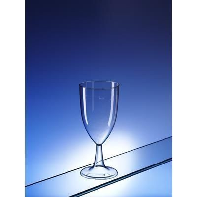 RECYCLABLE PLASTIC WINE GLASS