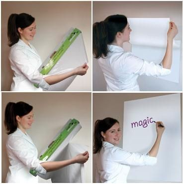 MAGIC WHITEBOARD REUSABLE FLIP CHART