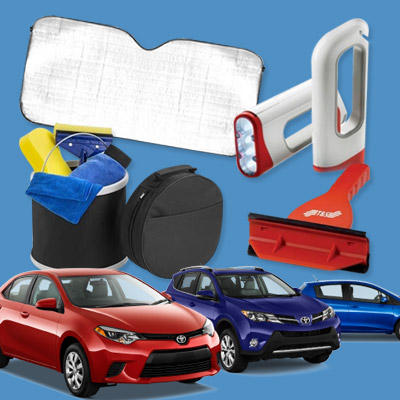 Car and Vehicle related Promotional Products