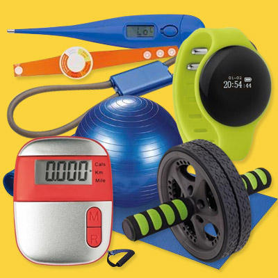 Promotional Health Fitness Products & Accessories