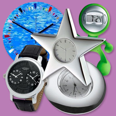 Time Realated Promotional Gifts